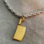 Chef's Knife Pendant