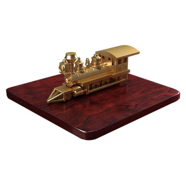 Train Steam Engine